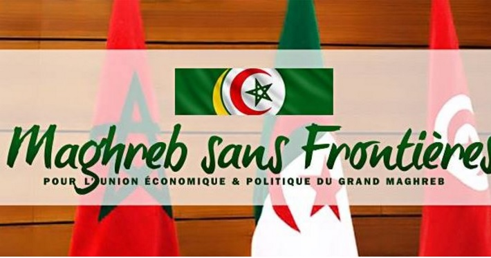 Marche pour une réelle union du Maghreb le 19 février 2017 à Paris